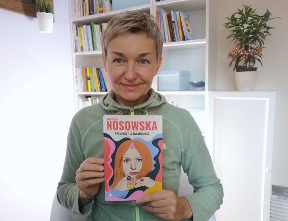 """Recenzja książki """"Powrót z bambuko"""" K. Nosowska"""